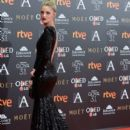 Amaia Salamanca- Goya Cinema Awards 2017 - Red Carpet - 399 x 600