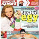 Nemzeti Sport - Nemzeti Sport Magazine Cover [Hungary] (19 August 2014)