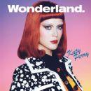 Katy Perry Wonderland Magazine Cover Summer 2015