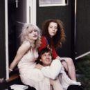 Courtney Love and Evan Dando - 394 x 594
