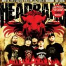 Jamey Jasta - Headbang Magazine Cover [Turkey] (June 2009)