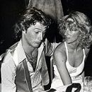 Andy Gibb and Fleur Thiemeyer