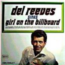 Del Reeves - Girl On The Billboard