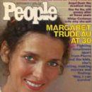 Margaret Trudeau - People Magazine Cover [United States] (4 September 1975)