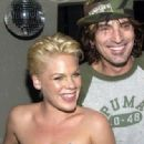 Tommy Lee and Pink