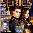 Paul Wesley, Nina Dobrev, Cory Monteith, Lea Michele, Troian Bellisario, Lucy Hale, Bianca Lawson, Ashley Benson, Eva Longoria - series mag Magazine Cover [France] (23 October 2010)