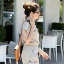 Marisa Tomei Has Lunch In West Hollywood, 24 May 2010