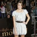 Nikki Reed - 'The Twilight Saga: New Moon' Premiere Held At The Mann Village Theatre On November 16, 2009 In Westwood, California