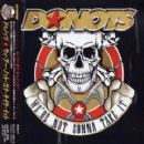 Donots Album - We're Not Gonna Take It