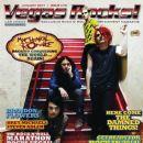 Ray Toro, Mikey Way, Gerard Way, Frank Iero - Vegas Rocks Magazine Cover [United States] (January 2011)
