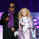 Madonna and Stevie Wonder At The 2016 Billboard Music Awards