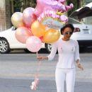 Melanie Brown – Celebrate's her daughter Angel Iris birthday in West Hollywood - 454 x 681