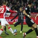 Red Star Belgrade 1-4 PSG: Attacking trio of Edinson Cavani, Neymar and Kylian Mbappe all on target as visitors top Champions League Group C - 454 x 294