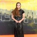 Katherine Langford – 'Once Upon a Time in Hollywood' Premiere in London - 454 x 635