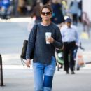 Katie Holmes – Seen Out and About in NYC - 454 x 681