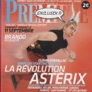 Clovis Cornillac - Premiere Magazine Cover [France] (July 2006)