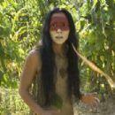 Irene Bedard portrays Pochantas' mother in her daughter's dreams.