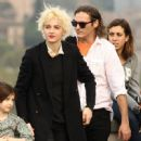 Joaquin Phoenix, 39, dating teenage DJ Allie Teilz, 19, as they go public with new romance in Rome