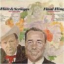 Flatt & Scruggs Album - Final Fling