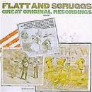 Flatt & Scruggs Album - Great Original Recordings