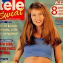Beata Pozniak - tele swiat Magazine [Poland] (1 October 1999)