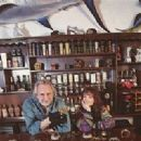 John Entwistle and Lisa Pritchett Johnson