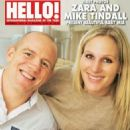 Zara Phillips and Mike Tindall - 454 x 618
