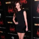 Lydia Hearst Premiere Horns In New York