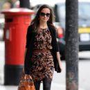 Pippa Middleton: All Saints' Day Darling