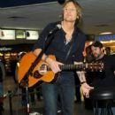 Keith Urban's Surprise Amtrak Concert