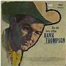 Hank Thompson - An Old Love Affair