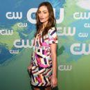 Phoebe Tonkin- The CW Network's 2016 New York Upfront Presentation - 454 x 649