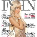 Paris Hilton - Fshn Magazine Pictorial [United States] (December 2013)