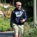 Jason Sudeikis with Olivia Wilde – Out in Silver Lake - 454 x 681