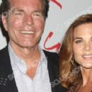 Peter Bergman and Gina Tognoni