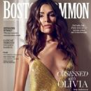 Olivia Culpo - Boston Common Magazine Cover [United States] (March 2017)