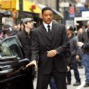 "Will Smith: Back in Action for ""Men In Black III"""