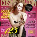 Pihla Viitala - Cosmopolitan Magazine [Finland] (December 2010)