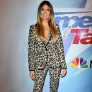 Heidi Klum : Premiere of NBC's 'America's Got Talent' Season 12 - 381 x 600