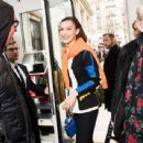 Bella Hadid – Chrome Hearts x Off-White Event in Paris