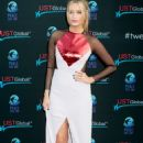 Laura Whitmore Peace One Day Gala In London
