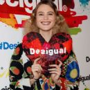 Behati Prinsloo Desigual Fashion Show In Nyc