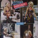 Brigitte Bardot - Cine Tele Revue Magazine Pictorial [France] (9 July 1964) - 454 x 601
