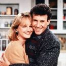 Helen Hunt and Paul Reiser