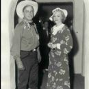 June Gale and Hoot Gibson - 454 x 585