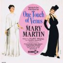ONE TOUCH OF VENUS  Starring Mary Martin. Music By Kurt Weill - 454 x 454