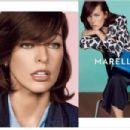 Milla Jovovich Marella Campaign 2015