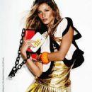 Gisele Bundchen Vogue UK December 2011