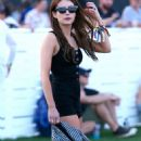 Emma Roberts – 2017 Coachella Music Festival in Indio