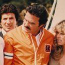 Burt Reynolds and Farrah Fawcett - 454 x 400